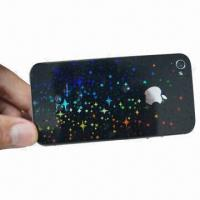 Wholesale 3-D Screen Protector, Suitable for iPhone 4/4S, with Hard Coating Surface Treatment from china suppliers