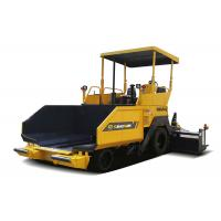 China Road Building Construction Equipments 4.5 m width Mechanical Transmission Mobile Asphalt Paver on sale