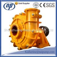 Buy cheap 12/10 ST-AH Heavy duty corrosion resisting dewatering pump from wholesalers