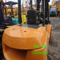 Wholesale used forklifts 4ton TOYOTA used forklift truck from china suppliers