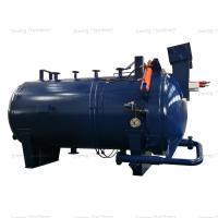 Wholesale Industry Use Horizontal Pressure Leaf Filter Crude Oil / Lubrication Oil Filter Press from china suppliers