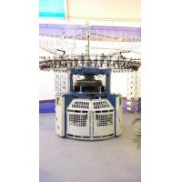 China Double Jersey Computerized Jacquard Circular Knitting Machine 50HZ 3 Phase on sale
