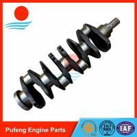 Buy cheap Caterpillar OEM crankshaft 3204 for Wheel Loader 1W5009 7W5206 1W9771 4N0012 from wholesalers