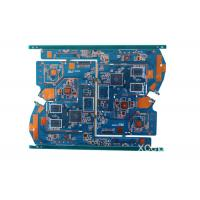 Rigid Rogers 18 Layer Multi Layer PCB Circuit Boards With ENIG Surface Finish 2OZ