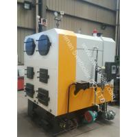 Quality High Dryness 300KG Biomass Fired Boiler With Smoke Tube Automatic Control for sale