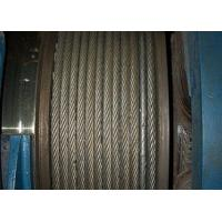 Best Counterweight and Drum Traction Steel Elevator Wire Rope 8x19 Seale Type wholesale