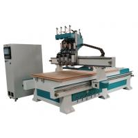 China Easy Operation Multi Head CNC Router With PC Platform Integrated Control System on sale