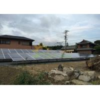 Wholesale Solar Roof Ground Mounted Solar Pv Flat Roof & Open Field Installation from china suppliers