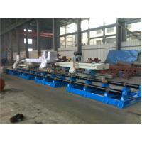 Best 15T Automatic Movable Welding Turning Roll With Import Rubber Roller wholesale
