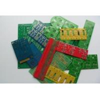Wholesale Green, Red, Blue, Yellow  2 layer PCB Printed Circuit Board Fabrication from china suppliers