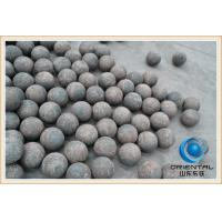 Wholesale Good wear - resistance Mill Balls Media for Ball Mill Machine and Mining from china suppliers