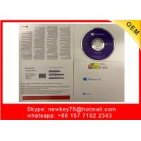 China 2019 Sealed Windows 10 Pro Retail Box Full Package With DVD Or USB Flash Drive on sale