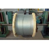 Wholesale Hot Dipped Galvanized Steel Strand Wire With 1x3 1x7 1x19 1x37 from china suppliers