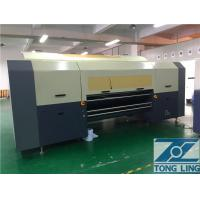 Best Silk / Cotton / Poly Fabric Digital Printing Machines One Year Warranty wholesale