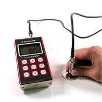 USB Communication Coating Thickness Tester 4 Digital LCD With EL Backlight MCT200