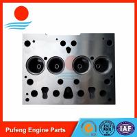 Wholesale cylinder head for Daewoo, OEM cylinder head DE08 DE08T for excavator 65.03101-1087 from china suppliers