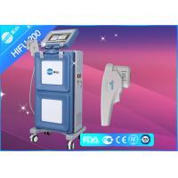 China Face Lifting Equipment HIFU Ultrasound Machine for sale