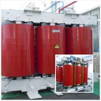 Buy cheap Cast Resin , Low Capacity , Low Voltage , Distribution Transformer , 33 KVA from wholesalers