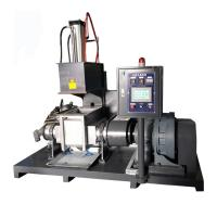Buy cheap 5L Plastic Banbury Mixer , Rubber Lab Equipment Also for Metal , Ceramic Powder from wholesalers