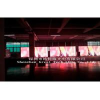 Best Normal Brightness 8mm Pixel Pitch Outdoor SMD LED Video Display Screen wholesale