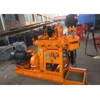 China Various Geological Drilling Machine , Electric Exploration Drill Rigs on sale