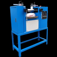 Wholesale Mini Lab 76mm Two Roll Mixing Mill For Plastic from china suppliers