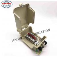 Wholesale ANSHI 4 & 5 Paris External Distribution Subscriber Terminal Block STB Module Box from china suppliers