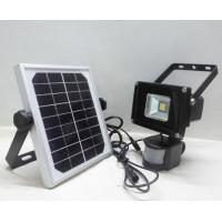 Wholesale Waterproof Solar Powered Flood Lights Motion Sensor COB Chip from china suppliers