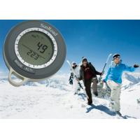 Wholesale Powerful outdoor hiking multifunction altimeter with climb rate, highest altitude SR108N from china suppliers