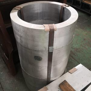 Wholesale OD 1480mm 7075 Seamless Ring Aluminum Forging Parts from china suppliers