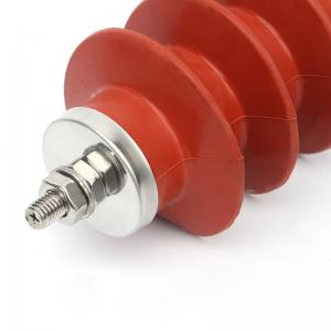 Wholesale 17kV Collision Resistant Zinc Oxide Surge Arrester from china suppliers