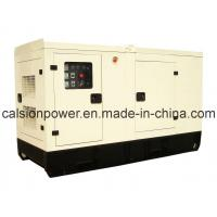 Wholesale 50Hz Cummins 280kVA Diesel Genset with Super Silent Enclosure from china suppliers
