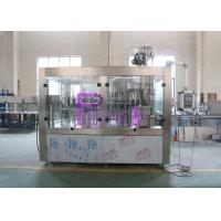 Wholesale CE Automatic Drinking Water Filling Plant For Non-Carbonated / Drink from china suppliers