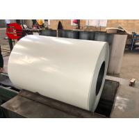 China Cold Rolled Metal Ppgi Steel Coil SGCC CGCC For Roofing 0.8mm Thickness on sale
