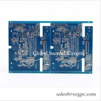 China HASL 1.5 OZ 8 layer pcb's board high-thickness copper IMS printed circuits For Temperature Controller for sale