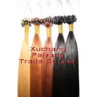 Wholesale Pre-bonded Hair Extension,Keratin Glue Tip,Micro Ring from china suppliers