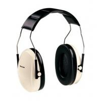 Wholesale 3M H6A head set Earmuff 10/Case,SNR 27 Decibel,White/Black,One Size Fits Most from china suppliers