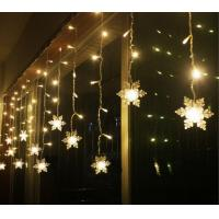 China LED snow ice strip lamp curtain lamp wedding supplies 2.5m 5 colors are available for sale