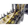 Automatic Energy Saving Paper Bag Making Machine Flexo Printing for sale