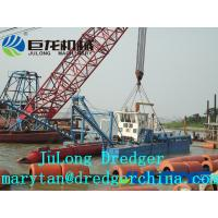 Wholesale 3800m3/hr cutter suction dredger from china suppliers