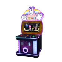 China Enghish Language Ticket Redemption Machine Coin Operated Lottery Amusement on sale