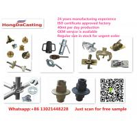 China formwork accessories tie nut achor nut wing nut for sale