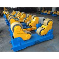 Best 20 Ton Rotary Capacity Pipe Welding Rollers Optional Wireless Remote control wholesale