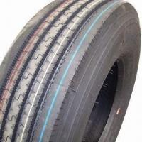 Wholesale Bus Tires with Good Ground Grasping Capability and Side-slip Resistance from china suppliers