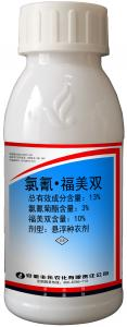 Wholesale Cypermethrin 3% Thiram 10% FS Seed Coating Pesticide from china suppliers