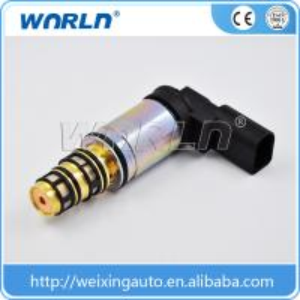 Wholesale AUTO AC ELECTRIC CONTROL VALVE 6CVC14 COMPRESSOR VALVE FOR Volkswagen/AUDI/SKODA E257005 1K0 820 803 F from china suppliers
