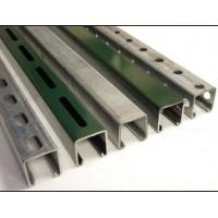 Wholesale Automatic Slotted C channel Roll Forming Production Machine for sale Malaysia from china suppliers