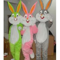 Wholesale Halloween costumes bunny costume bunny cartoon bunny costumes bunny mascot costume from china suppliers