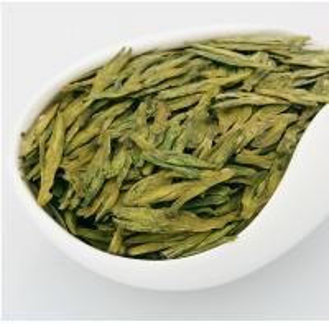 Wholesale Fresh Loose Leaf Hangzhou Dragon Well Green Tea , Hand Made Xihu Lung Ching Green Tea AAA grade from china suppliers