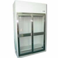 Buy cheap 200W 300LX Cleanroom Clothes Storage Cabinet Stainless Steel from wholesalers
